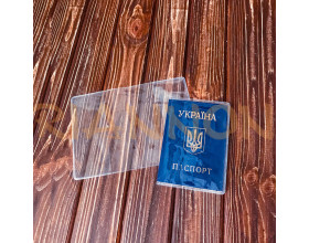 PVC covers for passports