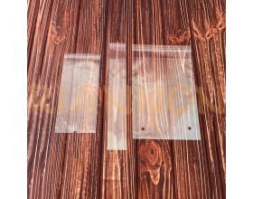 Пакети з клейкою стрічкою і отворами для повітря