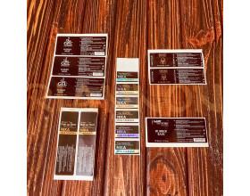 Лазерна голографічна етикетка-наклейка